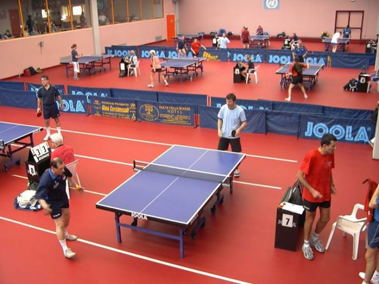 SENIGALLIA / Domenica al Centro Olimpico torneo regionale di tennistavolo