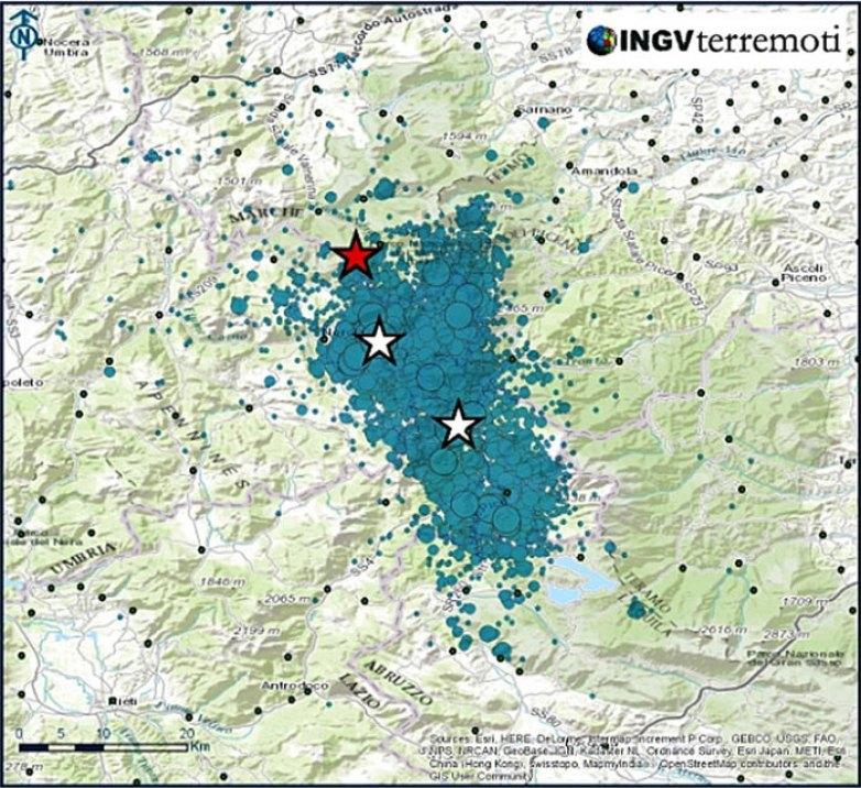 Terremoto, paura nelle Marche: giovedì scuole chiuse anche a Senigallia