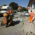 A Fano migliorata la segnaletica stradale