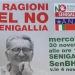 Le ragioni del no al referendum spiegate a Senigallia in un incontro al Senbhotel