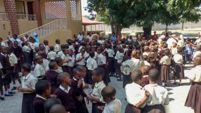 """In Africa un grande progetto scolastico de """"Il battito che unisce"""" di Moie"""