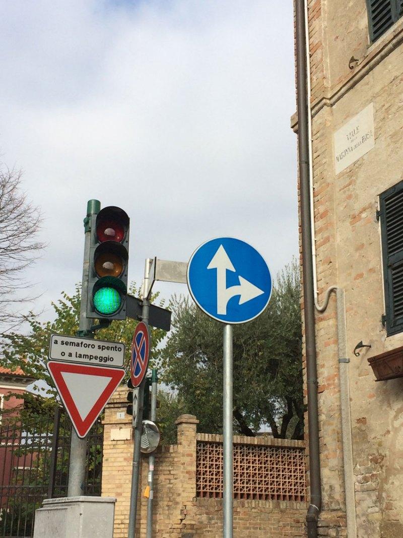 OSTRA / Nuovi investimenti in viabilità e sicurezza stradale