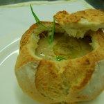 La zuppa di cicerchia di Serra de' Conti in trasferta ad Amandola
