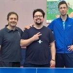 A Verona un altro podio per il Tennistavolo Senigallia