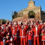 Grande attesa per la decima edizione della Corsa dei Babbi Natale