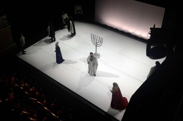 FANO / Successo per il debutto del Nabucco di Giuseppe Verdi