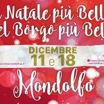 MONDOLFO / Un lungo Natale in uno dei borghi più belli d'Italia