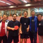 Il Tennistavolo Senigallia vince a Torino