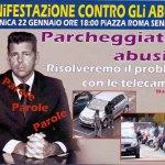SENIGALLIA / Parcheggiatori abusivi, un problema per la città: domenica manifestazione in Piazza Roma