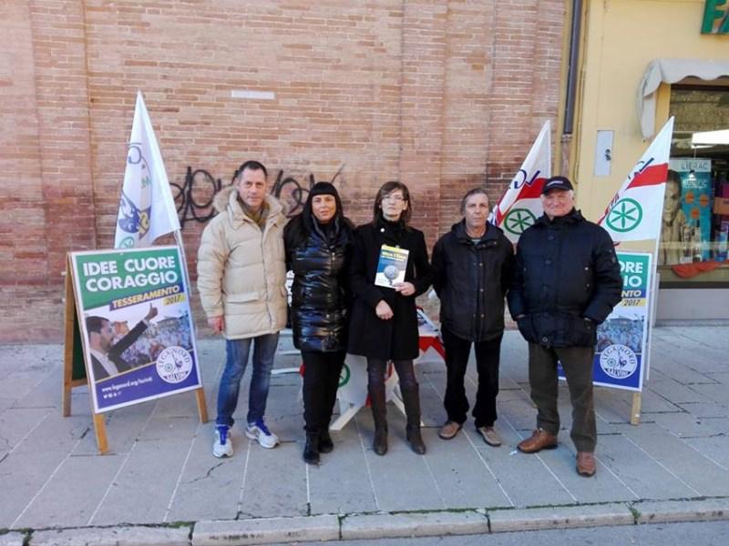 """JESI / Silvia Gregori (Lega Nord): """"Contro prostituzione e degrado auspichiamo controlli sempre più serrati"""""""