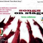 FANO / La terza edizione di Songs on Stage allo Sport Park
