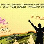 "CORINALDO / Torna domenica mattina ""Correndo per i Colli Corinaldesi"""