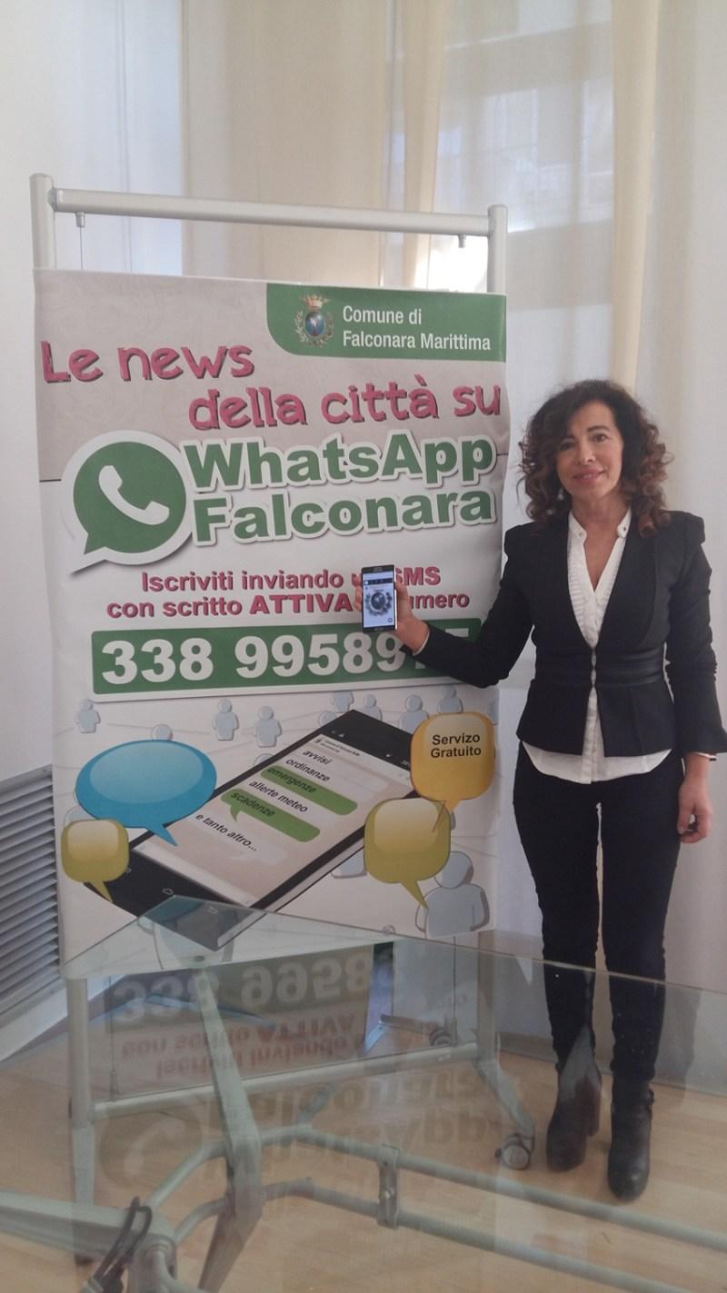FALCONARA / Le news della città su WhatsApp