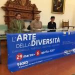 FANO / L'arte della diversità: a Palazzo Bracci Pagani le opere di Giacomelli, Tortelli, Bastari, Edoardo