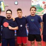 SENIGALLIA / Sabato al Centro Olimpico torna il campionato a squadre di tennistavolo