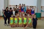 Le atlete della Uisp Senigallia brillano anche ai campionati regionali di ginnastica ritmica