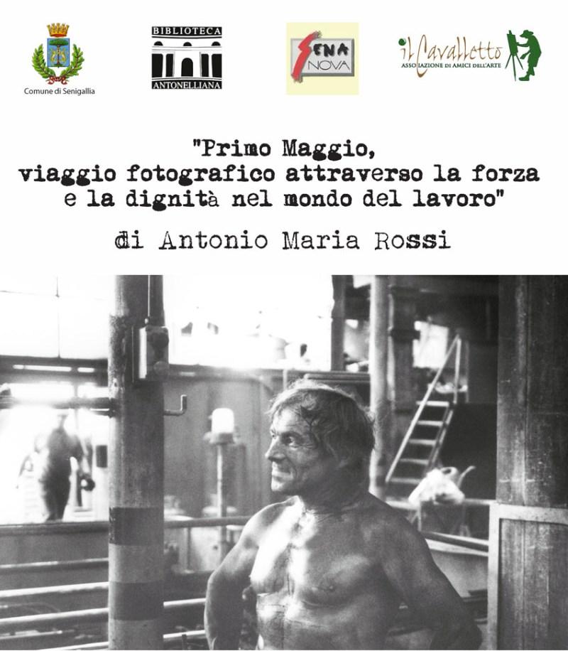 SENIGALLIA / Nella Biblioteca Antonelliana la mostra fotografica di Antonio Maria Rossi sul mondo del lavoro