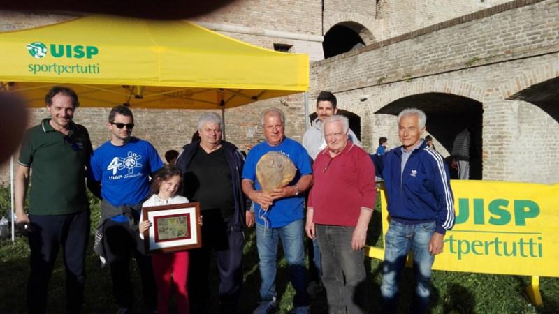 SENIGALLIA / La Marina Pro Cesano alza per la prima volta il trofeo del Palio Uisp