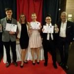 SENIGALLIA / Studente del Panzini trionfa in una competizione internazionale