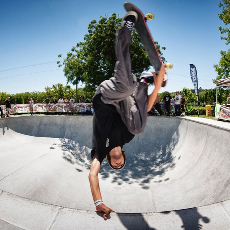 Fano ospita una prestigiosa tappa dei campionati italiani di skateboard