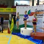 Al PalaTriccoli  2500 atleti per le gare di ginnastica ritmica