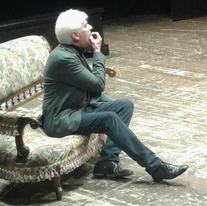 Il maestro Roberto Ripesi l'8 agosto debutterà a Senigallia con la regia e l'interpretazione di Giorgio Germont nella Traviata di Giuseppe Verdi