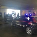 Due giovani arrestati per furto, dopo un inseguimento, dai carabinieri di Falconara