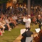 Eccezionale partecipazione di pubblico a Trecastelli per il concerto di Federico Mondelci, Quintetto Postacchini e Giacomo Rotatori