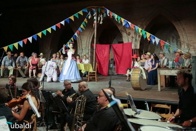 Con Cavalleria Rusticana e Pagliacci conclusa a Ostra la Prima settimana della musica
