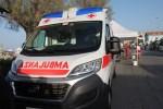 Il Comitato di Senigallia della Croce Rossa presente alla Fiera di Sant'Agostino per garantire la sicurezza