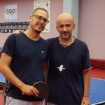 SENIGALLIA / A Luciano Massi di Urbino il 5° torneo Mare-PingPong