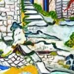 """""""Colorando Caliri ed altro"""": alla Rotonda a Mare di Senigalliala mostra di Lucia D'Aleo"""