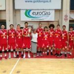 Alla Pallacanestro Senigallia il torneo dedicato alla memoria di Fulvio Ciarloni