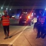 Troppo alcool nelle vene, denunciati dai carabinieri due motociclisti di Senigallia