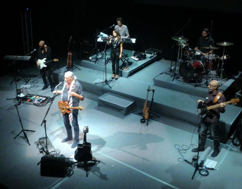 Da Shel Shapiro & La Bella Società al Teatro di Cagli una dichiarazione d'amore per la music