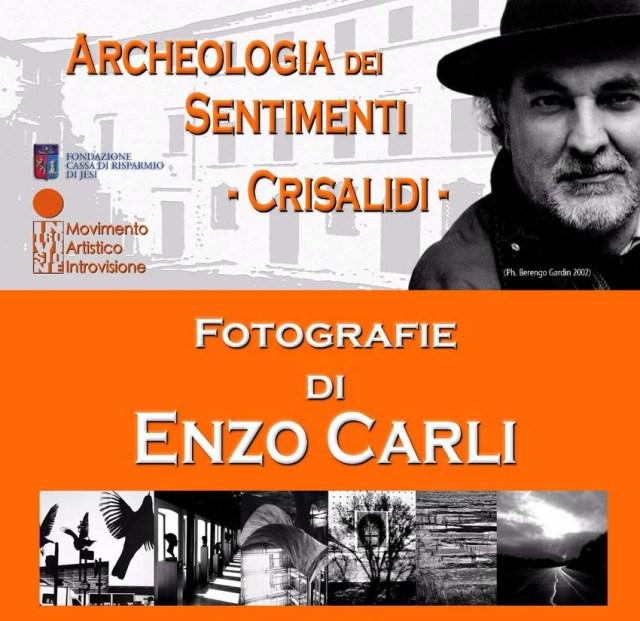 """Gli studenti del liceo Marconi di Pesaro incontrano Enzo Carli e la sua mostra """"Archeologia dei Sentimenti"""""""