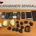 Nigeriano arrestato a Brugnetto dai carabinieri per detenzione di marijuana