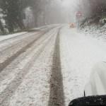 Rispettate le previsioni, la neve è arrivata: a Senigallia le scuole resteranno chiuse anche lunedì