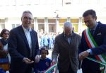 Inaugurata dal presidente della Regione la nuova palestra dell'Istituto Enrico Mattei di Acqualagna