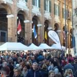 Nell'ambito della Festa dei Folli torna a Corinaldo la mostra mercato Sapori di Primavera