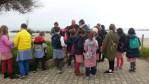 Gli alunni della scuola primaria di Cesano alla scoperta delle dune del litorale accompagnati dagli Amici della Foce del fiume