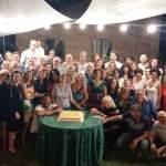 Tutti insieme a Chiaravalle per festeggiare i cinquant'anni