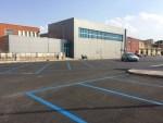 """L'intervento nella zona Stadio, Mangialardi: """"Riordinata e riqualificata un'area strategica per la città"""""""