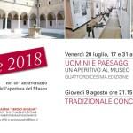 """Prende il via a Senigallia la quattordicesima edizione di """"Uomini e Paesaggi"""""""