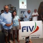 Il nuovo Trofeo Barbetti è iniziato a Senigallia nel migliore dei modi: le classifiche della prima giornata
