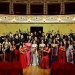 La Filarmonica Gioachino Rossini al Teatro di Cagli per il concerto degli auguri con Pierino e il lupo e altre piccole storie in musica