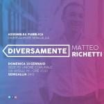 Domenica l'onorevole Matteo Richetti sarà a Senigallia per presentare la mozione di Maurizio Martina