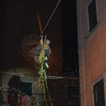 La Befana vola via dal Campanile di Urbania e saluta una magica edizione