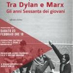 """Sabato all'Isola di Chiaravalle la presentazione del libro di Massimo Papini """"Tra Dylan e Marx, gli anni Sessanta dei giovani"""""""