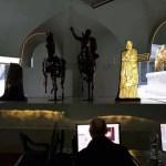 L'Oro di Pergola continua a regalare emozioni: apertura della nuova sala immersiva dei Bronzi Dorati